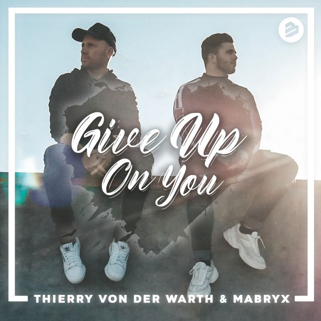 GIVE UP ON YOU - OUT NOW 🔥